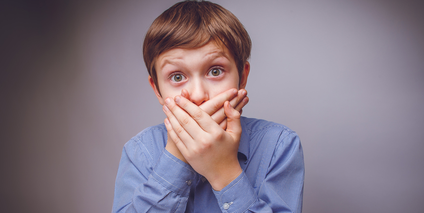 Сильный запах с ротовой полости у ребенка