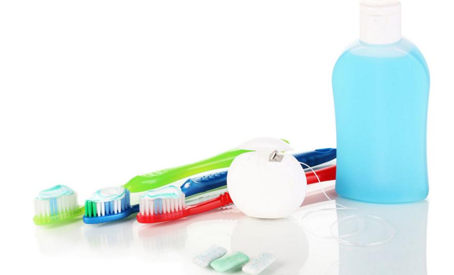 Средства по уходу за ртом и зубами