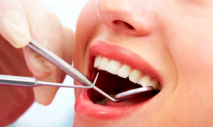 Белые точки в полости рта