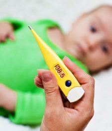 Температура при прорезывании зубов у детей: причины