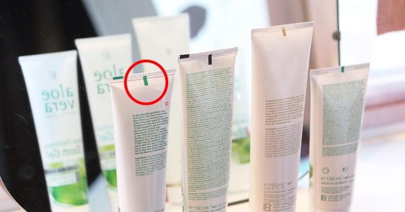 Что означают полоски на тюбиках зубных паст?
