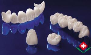 Циркониевые коронки на зубы