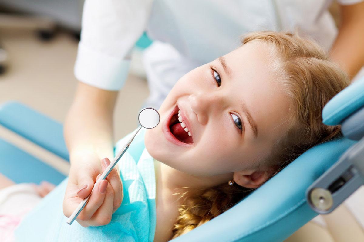 Периодонтит молочных зубов у детей
