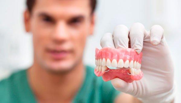 Аллергическая реакция на протезы зубов